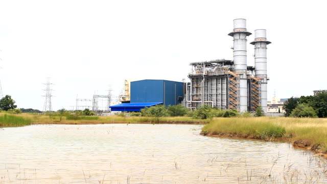 big power plant - carbon monoxide stock videos & royalty-free footage
