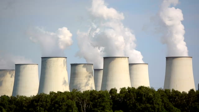 big power plant - energy stock videos and b-roll footage