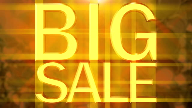 big sale - poster template stock videos & royalty-free footage