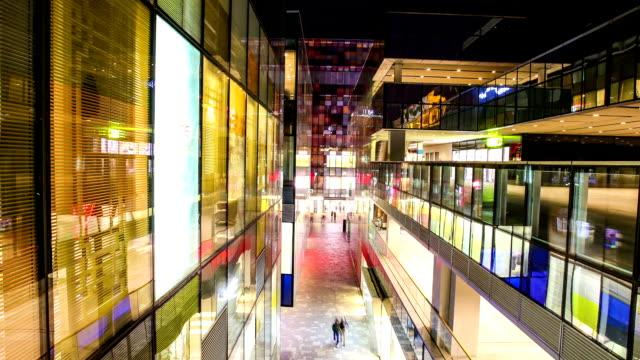 big shopping mall shopping