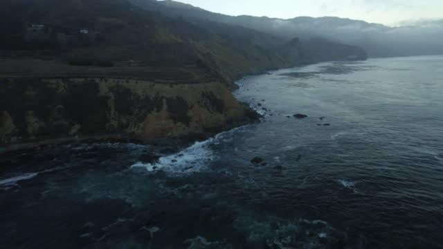 big Sur Coast at dusk