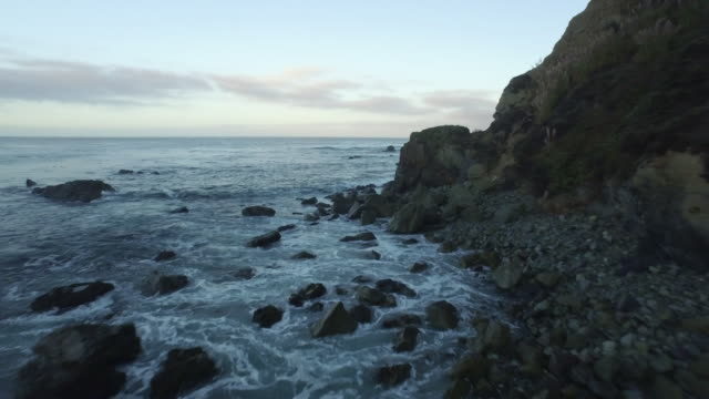 big Sur Coast at dusk