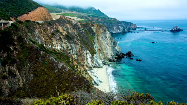 Big Sur Coastline California