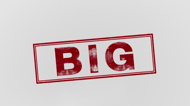 大きな - 最大点の映像素材/bロール