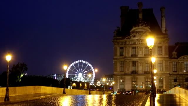 Grande roue jardin des Tuileries.