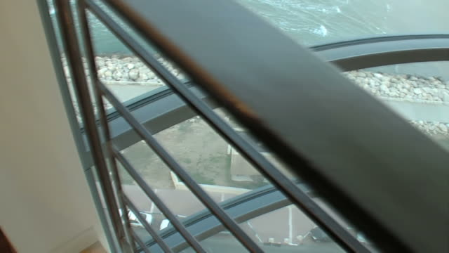 big window in penthouse - penthouse stock videos and b-roll footage