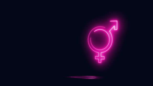 bigender - gender symbol stock videos & royalty-free footage