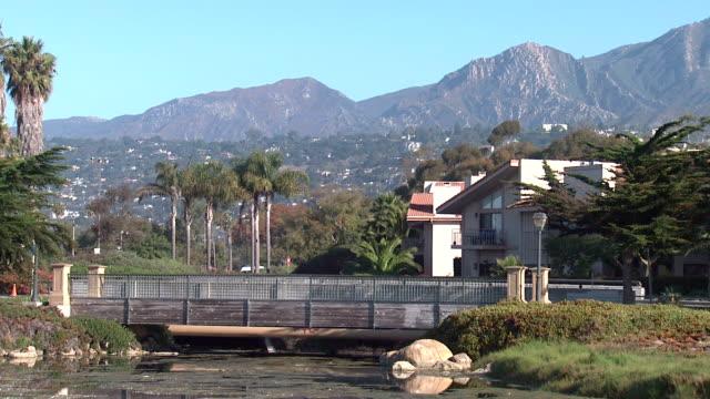 biking in santa barbara - santa barbara california stock videos and b-roll footage
