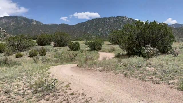 biking the foothills in new mexico is something you need to add to your bucket list as soon as possible. so cool! - add list stock videos & royalty-free footage