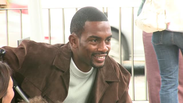 bill bellamy and family at the john varvatos 4th annual stuart house benefit at jthe ohn varvatos boutique in los angeles california on march 19 2006 - bill bellamy stock videos and b-roll footage
