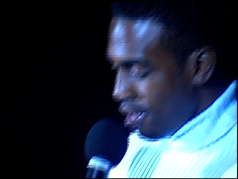 bill bellamy at the love stinks party at playboy mansion in los angeles california on august 11 1999 - bill bellamy stock videos and b-roll footage