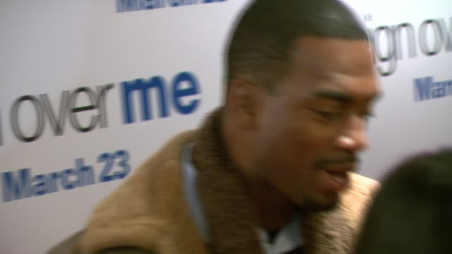 bill bellamy at the 'reign over me' world premiere at skirball center for the performing arts at nyu in new york new york on march 20 2007 - bill bellamy stock videos and b-roll footage