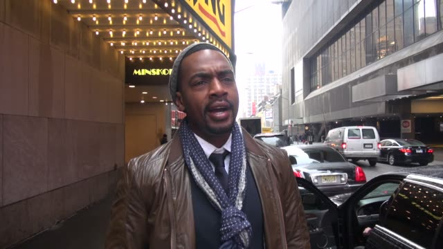 bill bellamy at the vh1 studio bill bellamy at the vh1 studio on february 27 2013 in new york new york - vh1 stock-videos und b-roll-filmmaterial