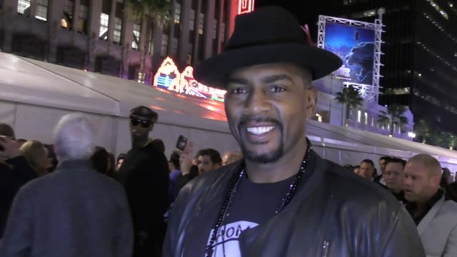 bill bellamy attends the black panther premiere at dolby theatre in hollywood in celebrity sightings in los angeles - bill bellamy stock videos and b-roll footage
