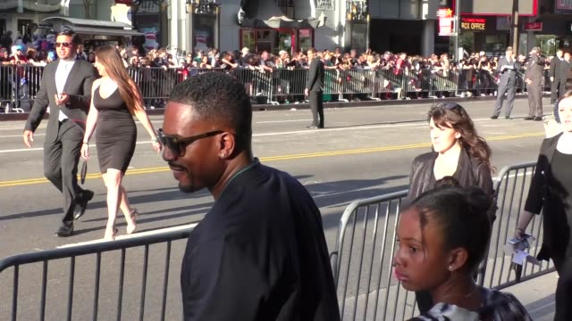 interview bill bellamy talks about karaoke as he arrives at jungle book premiere at el capitan theatre in hollywood in celebrity sightings in los... - bill bellamy stock videos and b-roll footage