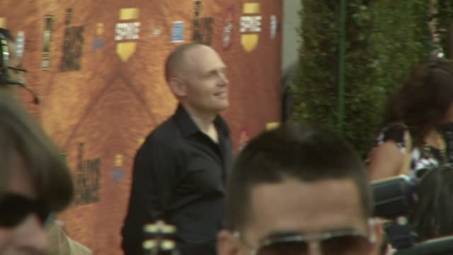 bill burr at the spike tv's 2nd annual guys' choice awards at sony studios in los angeles california on may 31 2008 - spike guys choice awards video stock e b–roll