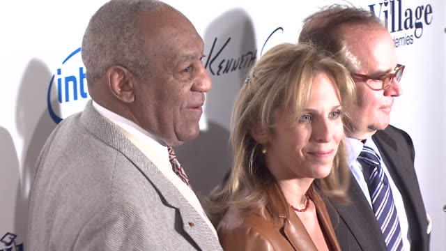 bill cosby and guests at the esquire magazine and village academies honor bill cosby james p comner and howard l fuller at esquire north in new york... - esquire magazine stock videos & royalty-free footage