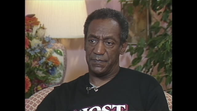 bill cosby doesn't regret anything in his career - entertainment occupation stock videos and b-roll footage
