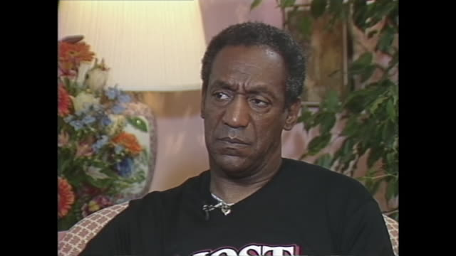 bill cosby on his ideas - television show stock videos & royalty-free footage