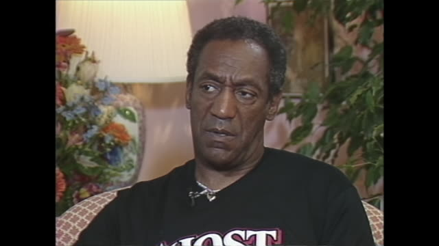 bill cosby on race in show business - entertainment occupation stock videos and b-roll footage