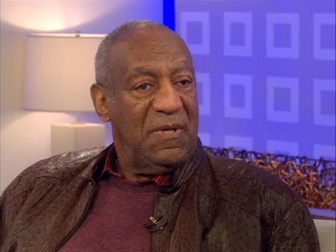 "bill cosby talking about donald trump running for president on today. in this clip he says the following about donald trump: ""somebody kept saying,... - comedian stock videos & royalty-free footage"