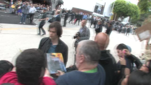 Bill Hader at the premiere of 'Super 8' in Westwood on 6/8/2011