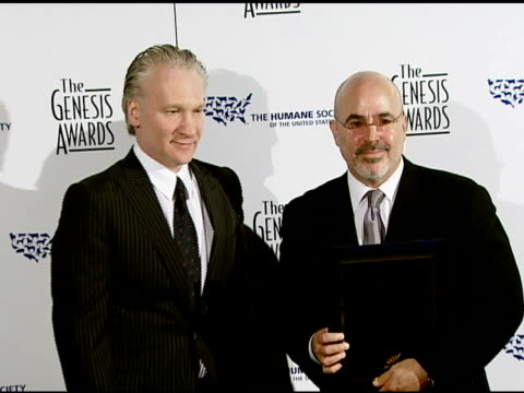 Bill Maher at the 2008 Genesis Awards at the Beverly Hilton in Beverly Hills California on March 30 2008