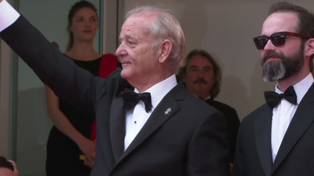 Bill Murray at The 72nd Cannes Film Festival on May 14 2019 in Cannes France