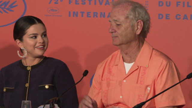 FRA: 'The Dead Don't Die' Press Conference - The 72nd Cannes Film Festival
