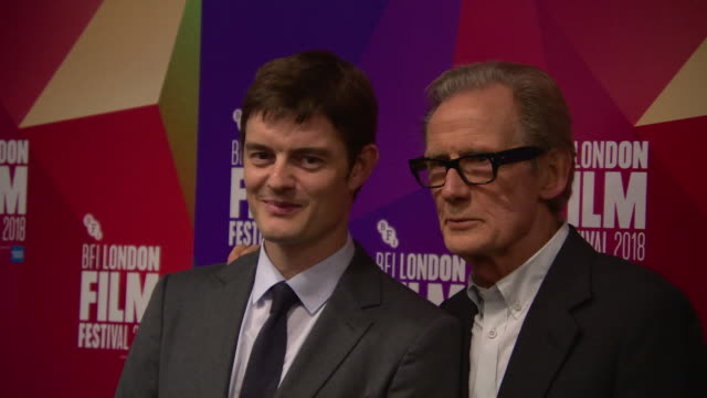 GBR: 'Sometime Always Never' World Premiere - 62nd BFI London Film Festival