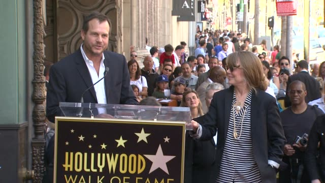 bill paxton and sissy spacek at the sissy spacek to be honored with star on the hollywood walk of fame at hollywood ca - bill paxton stock videos and b-roll footage
