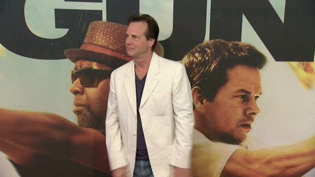 "bill paxton at ""2 guns"" new york premiere on june 29, 2013 at the sva theater, new york, new york - bill paxton stock videos & royalty-free footage"