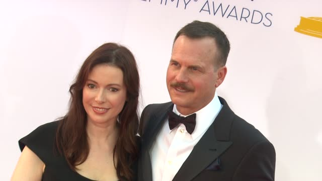 bill paxton at 64th primetime emmy awards - arrivals on 9/23/12 in los angeles, ca. - bill paxton stock videos & royalty-free footage