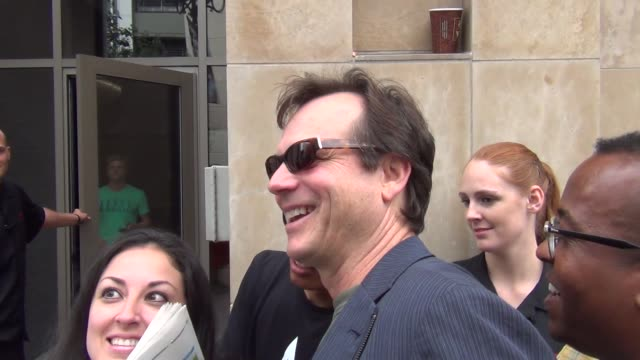 bill paxton at celebrity sightings comiccon international 2013 bill paxton at celebrity sightings comiccon on july 19 2013 in san diego california - bill paxton stock videos and b-roll footage
