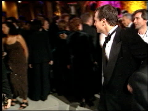 bill paxton at the 1998 academy awards vanity fair party at morton's in west hollywood california on march 23 1998 - bill paxton stock videos and b-roll footage