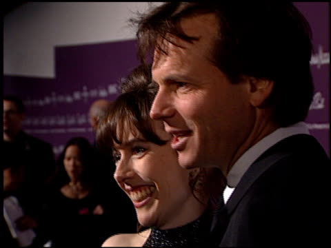 bill paxton at the 1998 fire and ice ball entrances at universal studios in universal city, california on december 9, 1998. - bill paxton stock videos & royalty-free footage