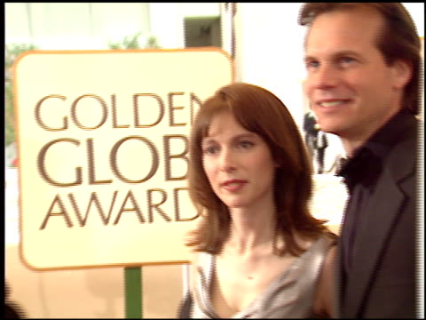 bill paxton at the 1999 golden globe awards at the beverly hilton in beverly hills california on january 24 1999 - bill paxton stock videos and b-roll footage