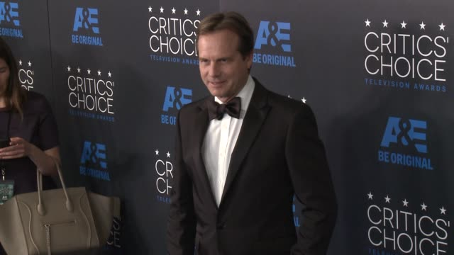 bill paxton at the 2015 critics' choice television awards at the beverly hilton hotel on may 31 2015 in beverly hills california - bill paxton stock videos and b-roll footage