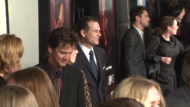 bill paxton at the 'big love' 3rd season premiere of the hbo originial series at los angeles ca. - bill paxton stock videos & royalty-free footage