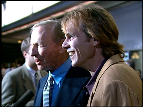 bill paxton at the 'last man standing' premiere on september 18 1996 - bill paxton stock videos and b-roll footage