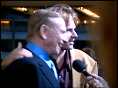 bill paxton at the 'last man standing' premiere on september 18, 1996. - bill paxton stock videos & royalty-free footage