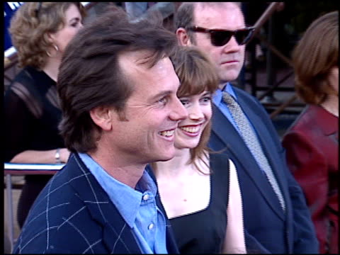 bill paxton at the 'mission impossible' premiere on may 20 1996 - bill paxton stock videos and b-roll footage