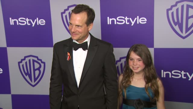 bill paxton at the warner bros and instyle golden globe afterparty at beverly hills ca - bill paxton stock videos and b-roll footage
