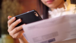 Bill Payment with mobile phone