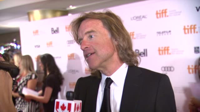 Bill Pohlad at '12 Years A Slave' Premiere 2013 Toronto International Film Festival on 9/6/2013 in Toronto Canada