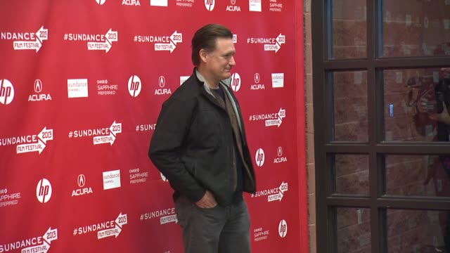 """bill pullman at """"may in the summer"""" premiere - 2013 sundance film festival bill pullman at """"may in the summer"""" premiere - 201 at eccles center... - bill pullman stock videos & royalty-free footage"""