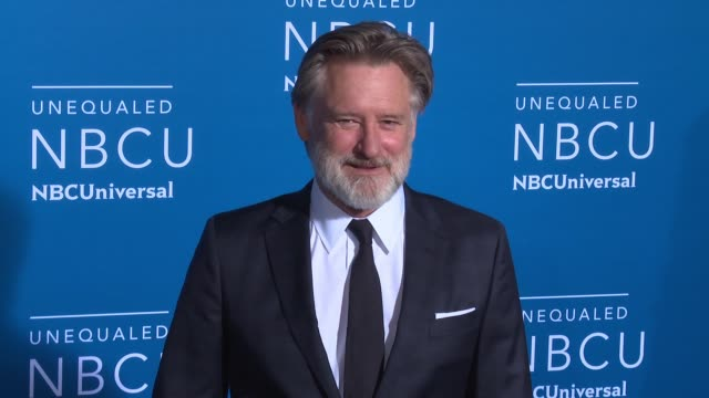 bill pullman at nbc universal networks upfronts 2017 at radio city music hall on may 15, 2017 in new york city. - bill pullman stock videos & royalty-free footage