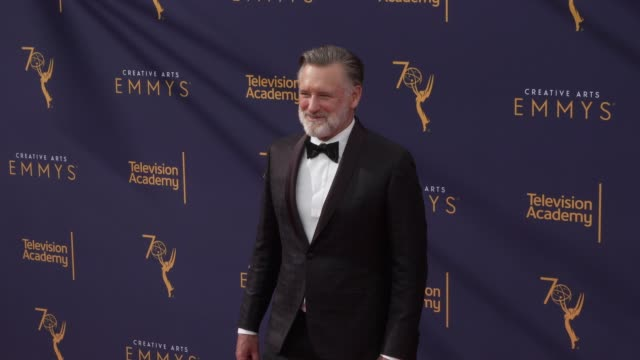 bill pullman at the 2018 creative arts emmy awards - day 1 at microsoft theater on september 08, 2018 in los angeles, california. - bill pullman stock videos & royalty-free footage
