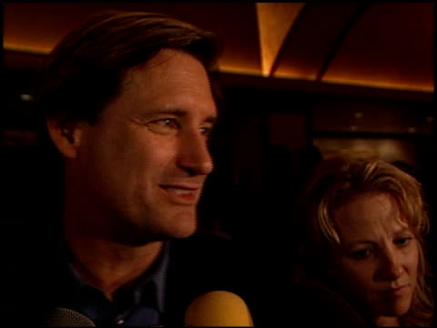 vidéos et rushes de bill pullman at the society dinner of champions at the century plaza hotel in century city, california on september 9, 1999. - century plaza