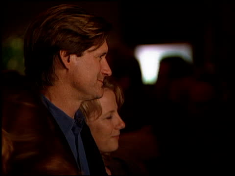 bill pullman at the society dinner of champions at the century plaza hotel in century city, california on september 9, 1999. - bill pullman stock videos & royalty-free footage
